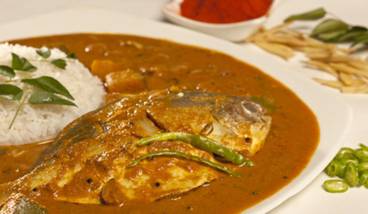 Tantalise your palate with an array of fish dishes