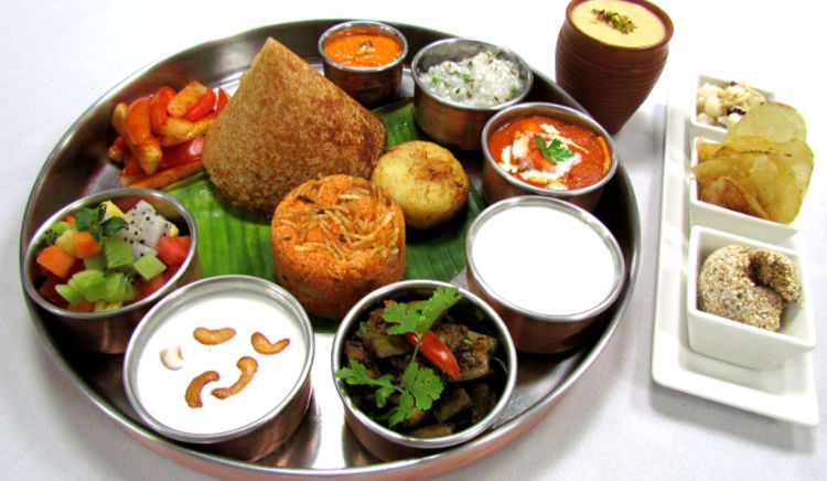 The special menus offer Satvik delicacies coupled with a selection of thalis