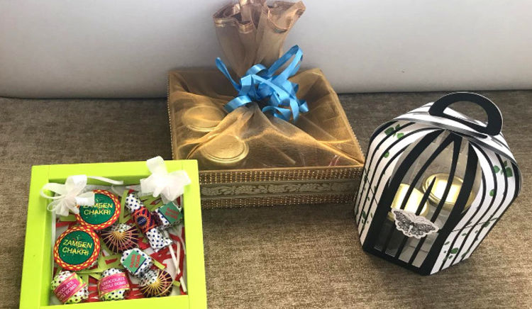Enterprising Gujarati women are rocking with new creations to sweeten up this festival season