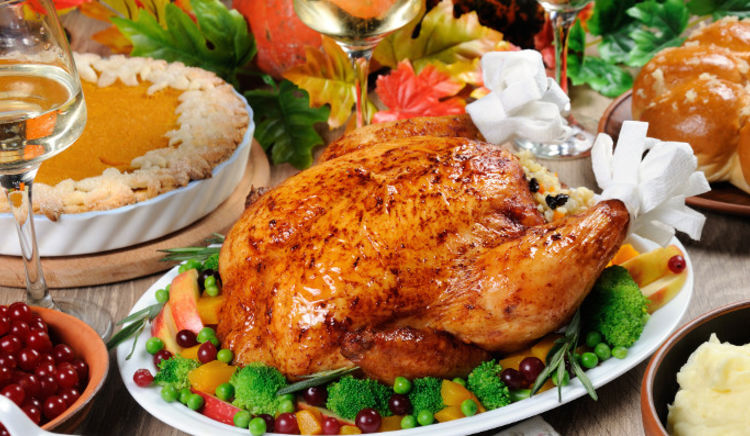Eat out with family and friends to have a delectable meal