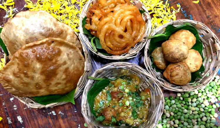Each region has its own winter foods; Ahmedabad with its love for vegetarian food has its own special winter dishes made from vegetables available in winter season