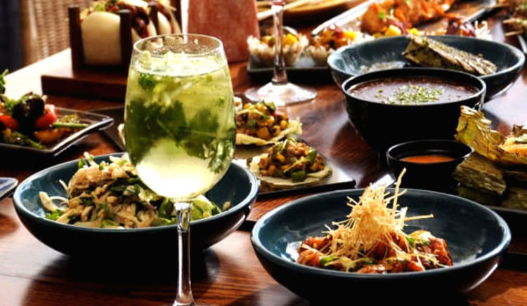 5 star or stand alone, these restaurants serve the best Pan Asian delicacies in their Sunday Brunch