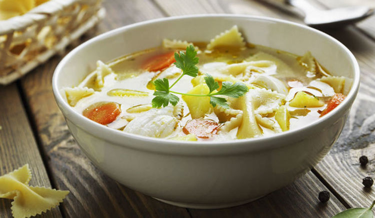 As winter begins to set in, warm up your bellies with these flavoursome and hot soups in Chandigarh