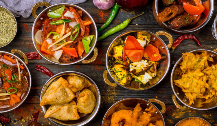 Savour the authentic North Indian dishes