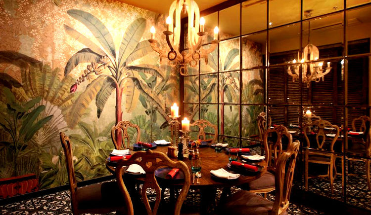 Mediterranean cuisine, signature cocktails - a whole new offerings from Afraa