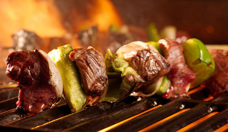 Relish luscious and flavourful kebabs across the city