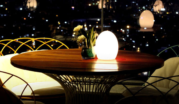 Visit these restaurants for a romantic experience with your partner