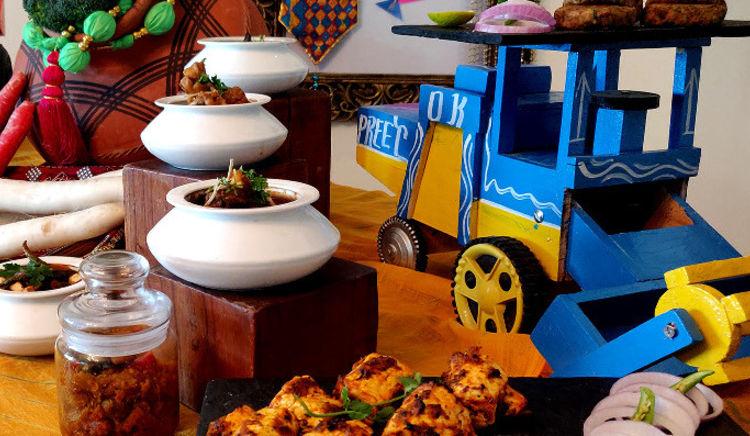 In the mix are seasonal dishes like 'Ganne Ke Ras Ki Kheer', 'Kunna Murg', 'Baingan Ka bharta', 'Amle Wali Macchi' and more