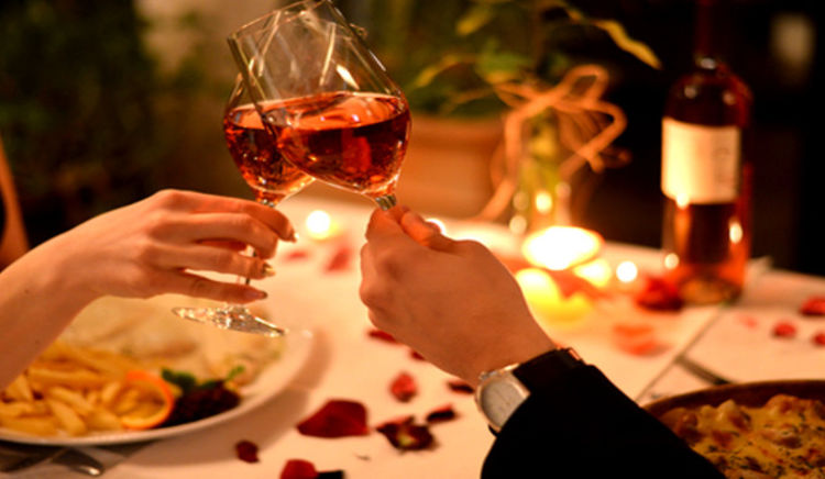 Take your love on a joyride of flavours on Valentine's Day!