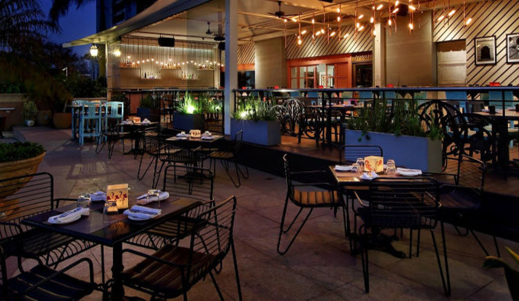 Good food, good drinks and a great ambience and your partner by candlelight! Try these 7 places to seal the deal