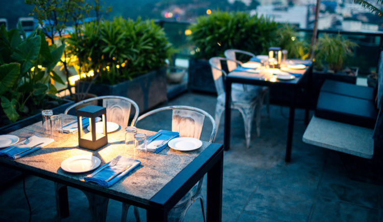 This Valentine's Day visit these restaurants in Hyderabad for a candle-lit dinner