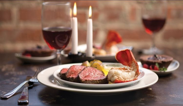 The Four Most Romantic Restaurants To Celebrate Valentine's Day