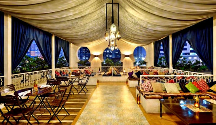 Date spots in Hyderabad are perfect for a romantic Valentine's Day dinner when you don't want to settle for anything but the best