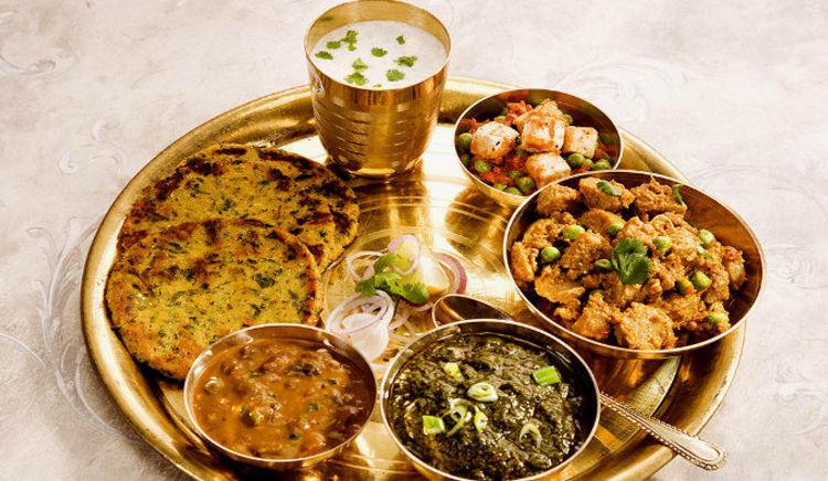 Amdavadis love Punjabi cuisine; long lines can be seen outside Punjabi restaurants, especially on weekends in Ahmedabad