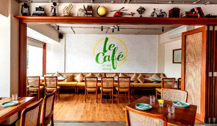 Relax with beverages and a bite at any of these cafes