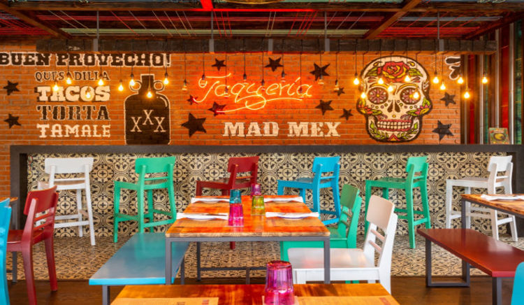 Mexican, Asian, Pubs, Brewpubs, so many new places to try out in the city!
