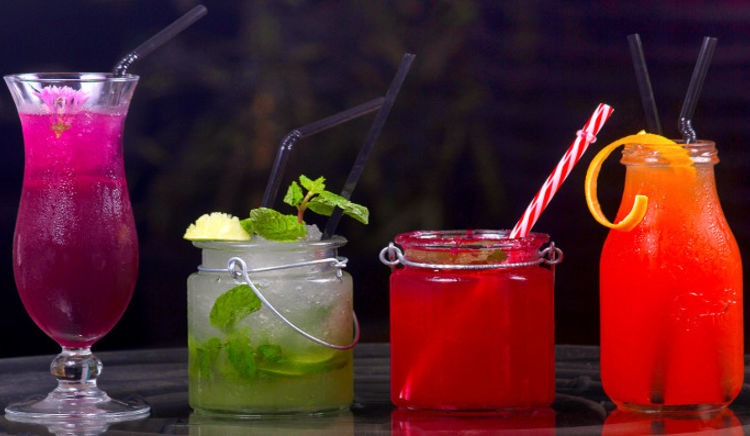 Get refreshed with some exotic mocktails this summer