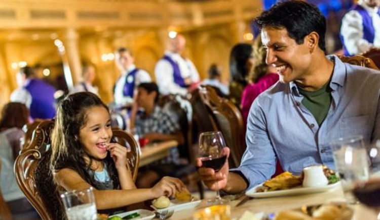 Share a drink and some good food with your father, this Father's Day and create some lasting memories