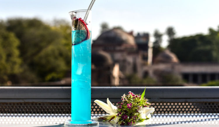 Adding zing to the summer season are refreshing cocktails