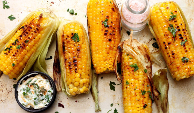 We all love to eat corn especially during the rainy season