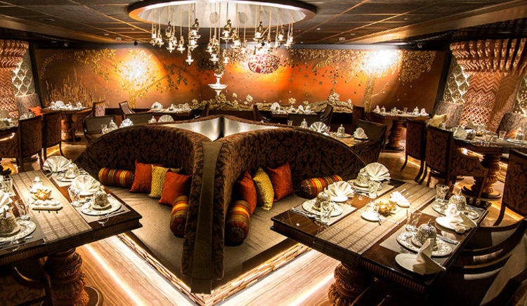 Hit at any of these amazing restaurants to savour the exotiic flavours from across the globe!