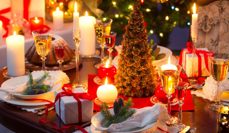 Make your Christmas special with delicious food and fine wines!