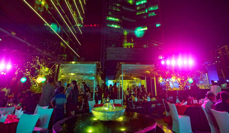 A New Year's Party with family, or friends, stags or single ladies – Bengaluru offers something for everyone