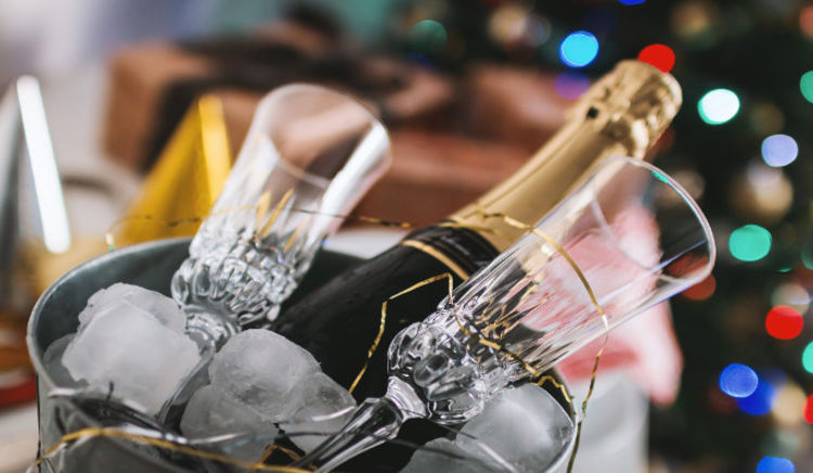 It's time to get started in with the new year with celebrations and special feasts!