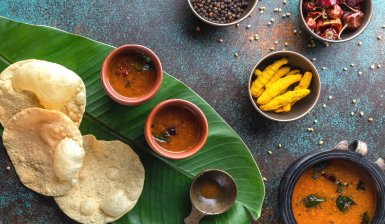 Craving for that perfect Chicken Chettinad or simple Dosa, head to these places in the capital!