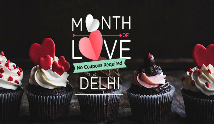 Enjoy impressive 1+1 and 50% off deals with EazyDiner's 'Month of Love' initiative