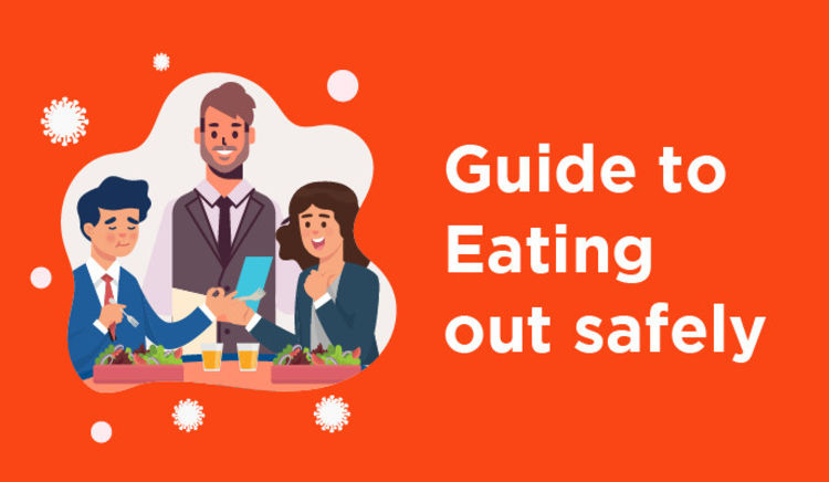 Simple precautions to protect yourselves while eating out amid coronavirus crisis!