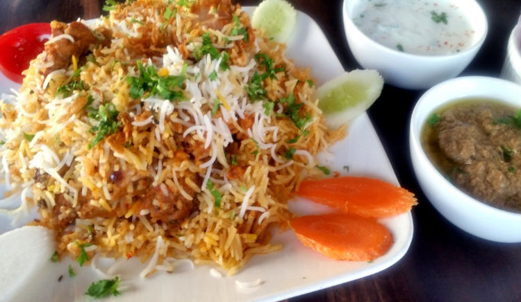 Apart from the popular Zaffrani Biryani, there are many other varieties in Hyderabadi cuisine.
