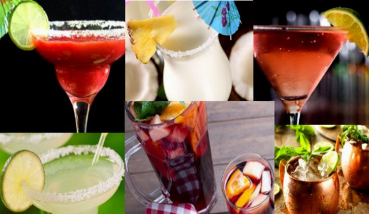 Perfect concoctions to jazz up your weekend plans!