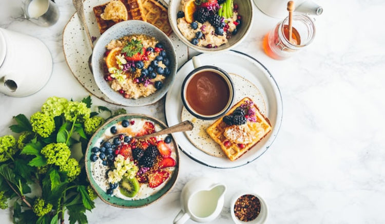 Pamper your mom with this decadent brunch spread this Mother's Day