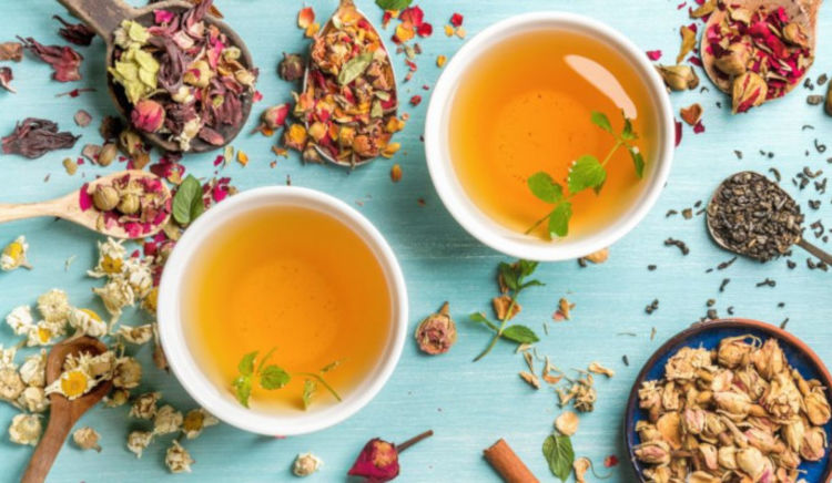 Because there's nothing quite as tranquil as a good cup of tea