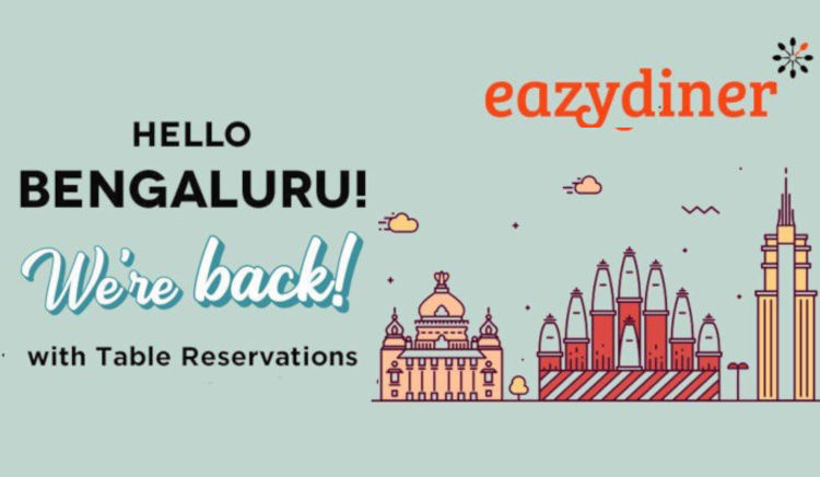 Get ready to visit your favorite EazySafe+ certified restaurants in Bengaluru