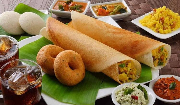 Delicious local delicacies of the city!
