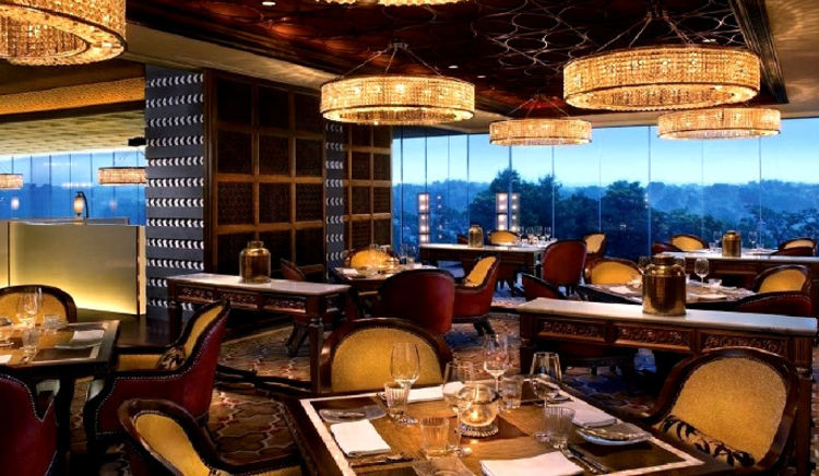 Dispel your qualms and eat your heart out at these amazing restaurants