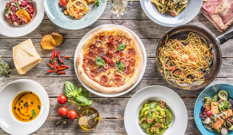 Your guide to the finest Italian food serving restaurants in the city