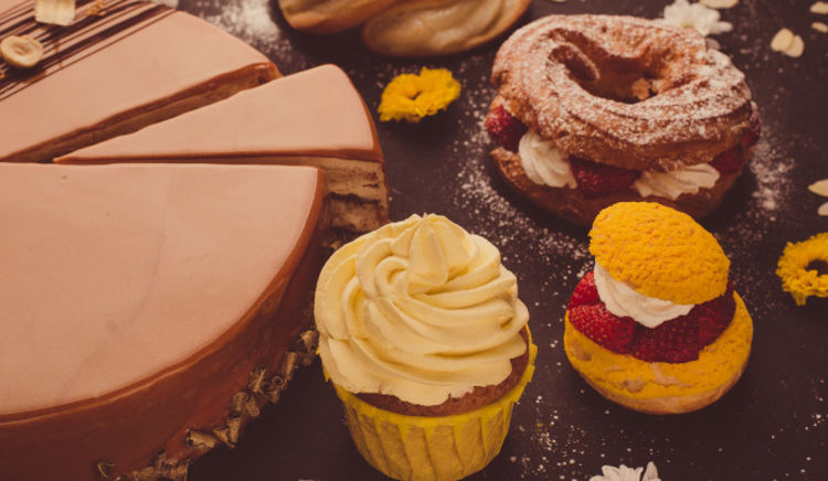 Head to these dessert spots in Delhi NCR when in need of an indulgent treat!