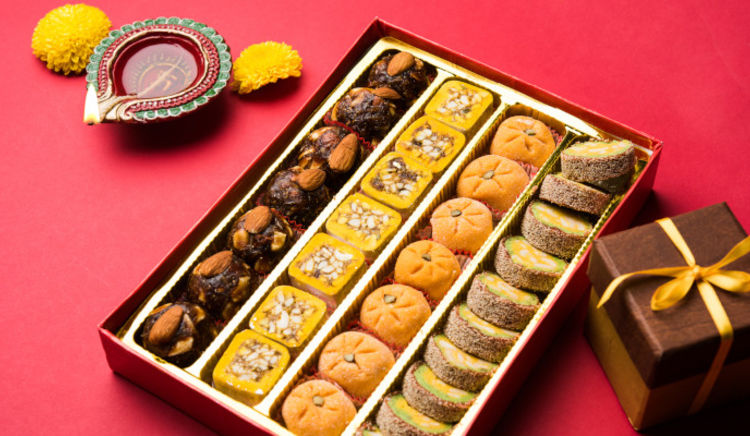 Gift your loved ones some unique 'mithai' this Diwali