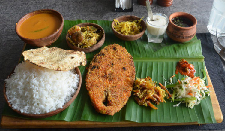 Hit up these restaurants for the best fish thalis in Goa