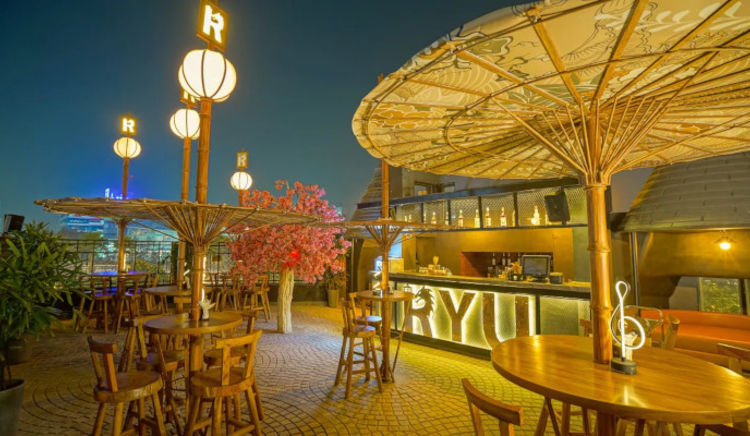 Charming restaurants to enjoy Delhi's stunning winter with bae