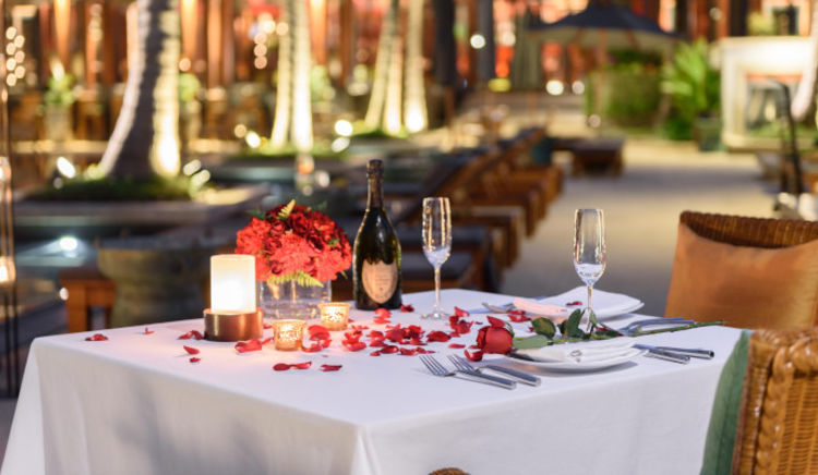 Gorgeous dining venues for that perfect V-day date with bae