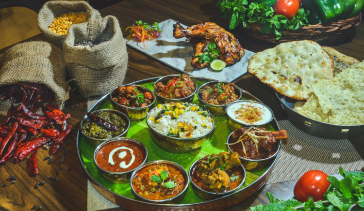 The best food spots to check out the next time you're in Chandigarh.