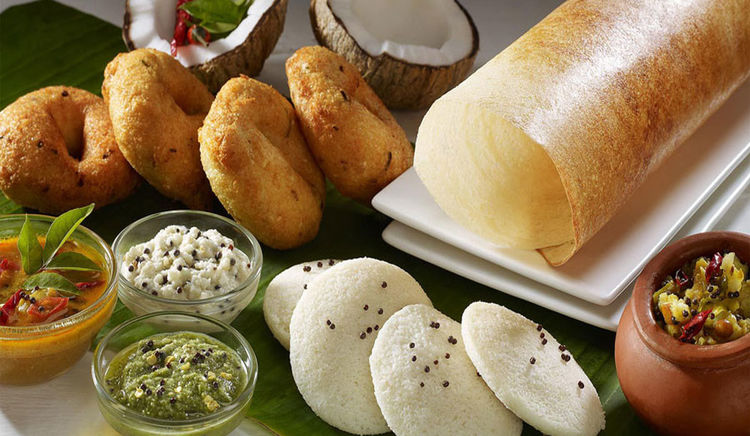 Relish the authentic South Indian food!