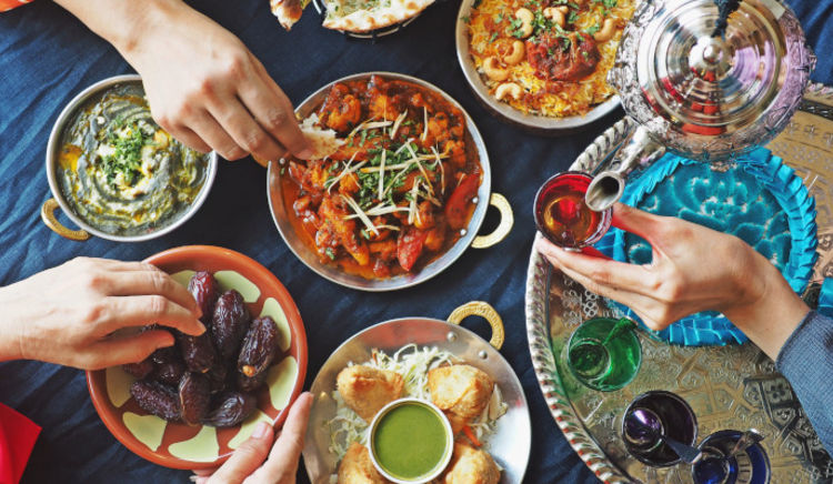 Enjoy a delectable smorgasbord of Iftar delicacies at these fabulous dining destinations