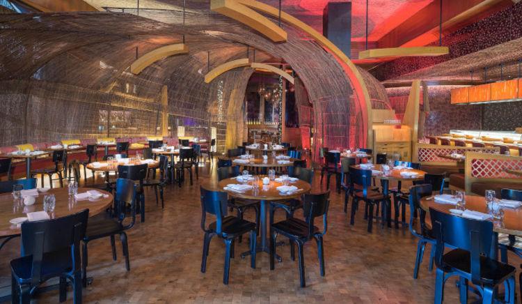 This sleek & elegant restaurant is the pinnacle of Japanese dining