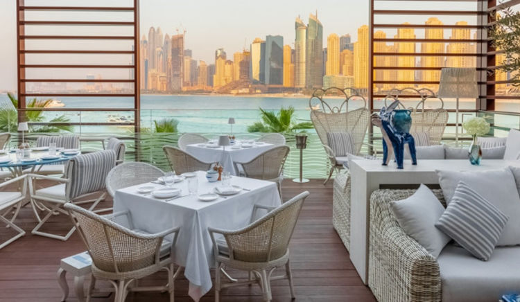 Discover the gastronomic joys of Southern Italy at this dining destination in Dubai