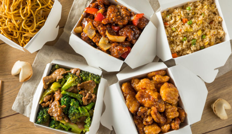 Best Chinese food serving places in G-town